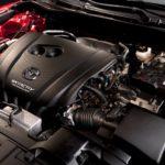 Ремонт двигателя автомобиля Mazda3 BM