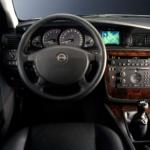 Особенности кузова и салона в автомобиле Opel Omega В