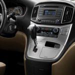 Комфортный ли салон в автомобиле Hyundai H-1