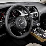 Особенности салона в автомобиле Audi A5 8T