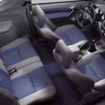 Особенности салона в автомобиле Toyota RAV 4 XA20