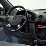 Особенности салона в автомобиле Chevrolet Lacetti