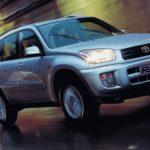 Особенности автомобиля Toyota RAV 4 XA20