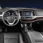 Особенности обновлённого автомобиля Toyota Highlander