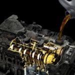 Причины жора масла в двигателе